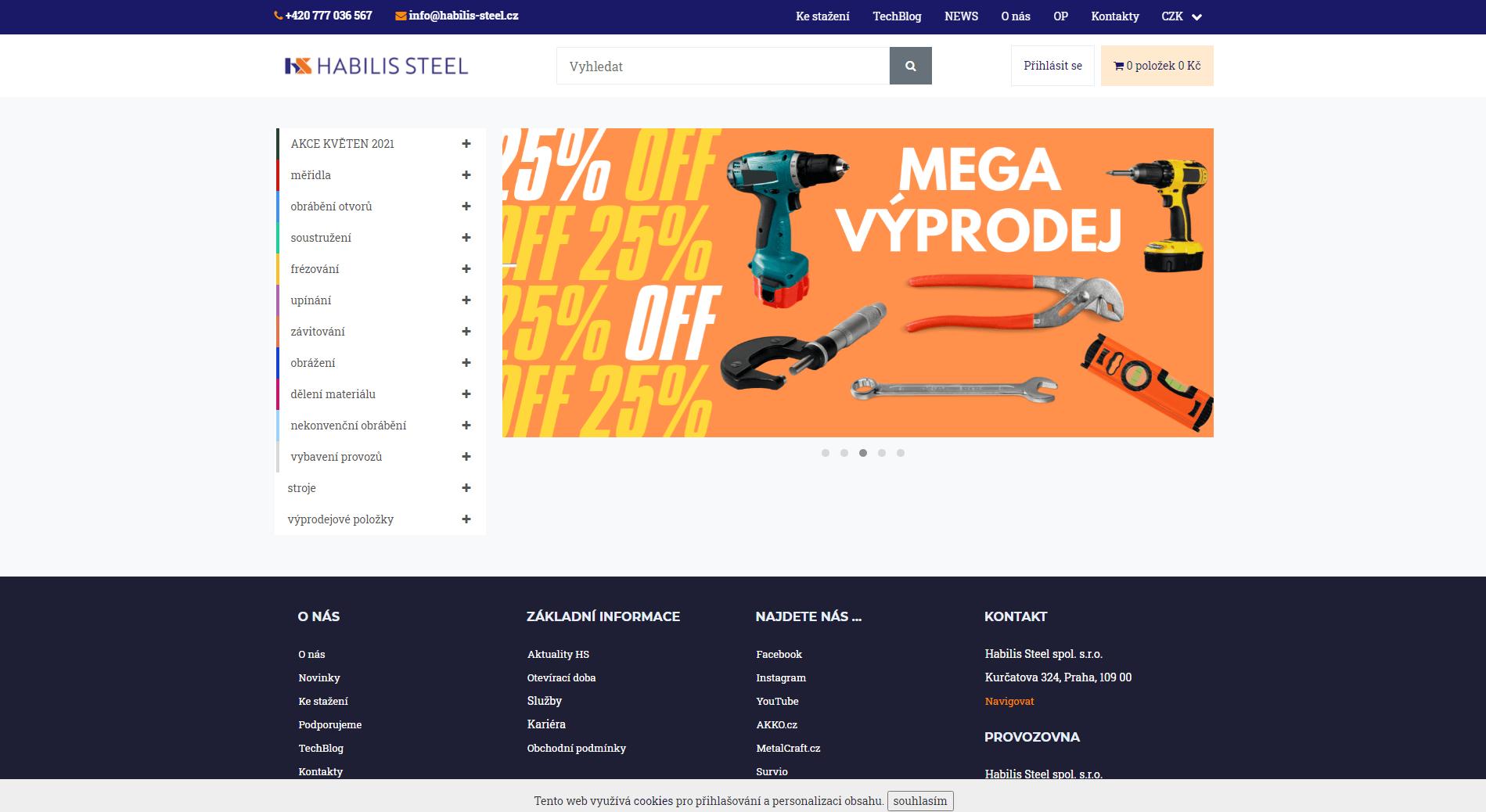 e-shop habilis
